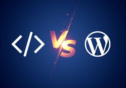 طراحی سایت اختصاصی یا طراحی سایت با وردپرس چیست؟