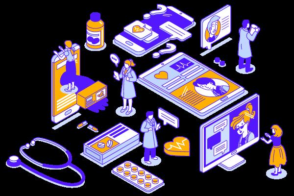 طراحی سایت پزشکی و دکتر