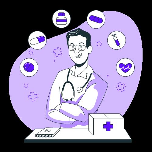 طراحی سایت پزشکی و ویزیت آنلاین