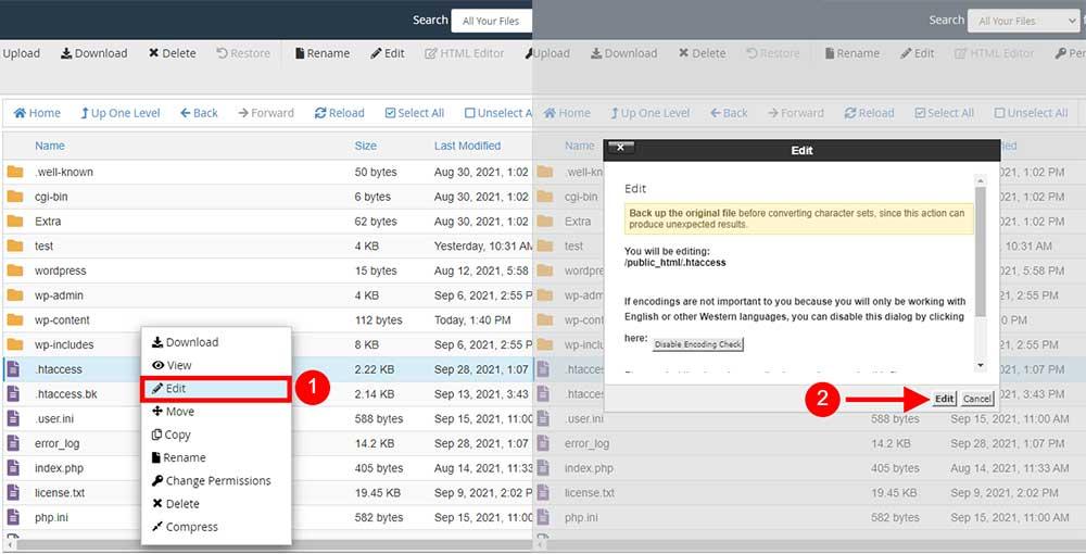 Gzip چیست؟ آموزش فعالسازی Gzip در وردپرس ویرایش فایل htaccess